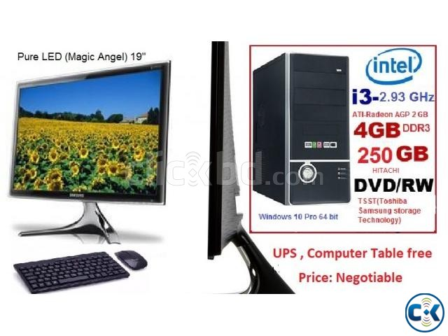 Dextop Computer in cheap price 100 OK | ClickBD large image 0