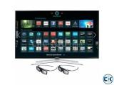 55 In Samsung H6400 FULL HD 3D LED TV