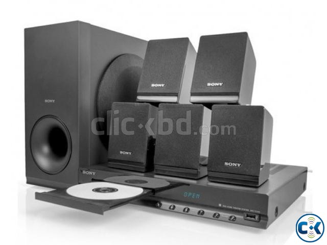 SONY TZ 140 5.1 300W HOME THEAETER | ClickBD large image 1