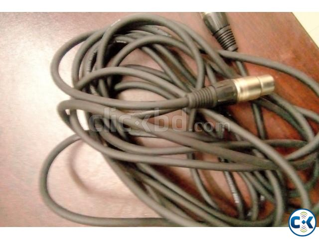 RODE Professional XRL microphone cable | ClickBD large image 1
