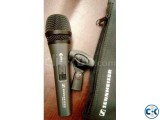 Sennheiser e 835-S professional dynamic Microphone with Box