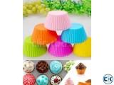 Cake Maker Dice 6 Pieces - Muli-color