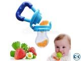Baby Fresh Food Feeder Nipple Pacifier -1pc