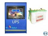 Digital UPS IPS 4KVA Backup 20 Minutes