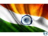India contract visa