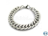 Newest Popular Mens plated bracelet