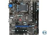 Msi DDR-3 Motherboard LGA 775