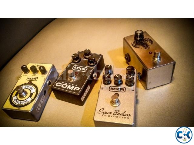 stomp pedals for sell | ClickBD large image 0
