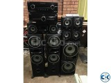 Sony Muteki Home Theatre System. HT-DDW7500 Complete Hig