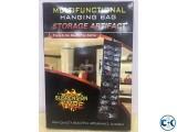 Multifunction Hanging Bag Storage Artifact