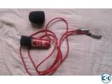 Scarlett studio cm 25 condenser mic