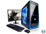 Low Price Intel Dual Core Pc 1yr wty