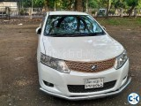 Toyota Allion New Shape