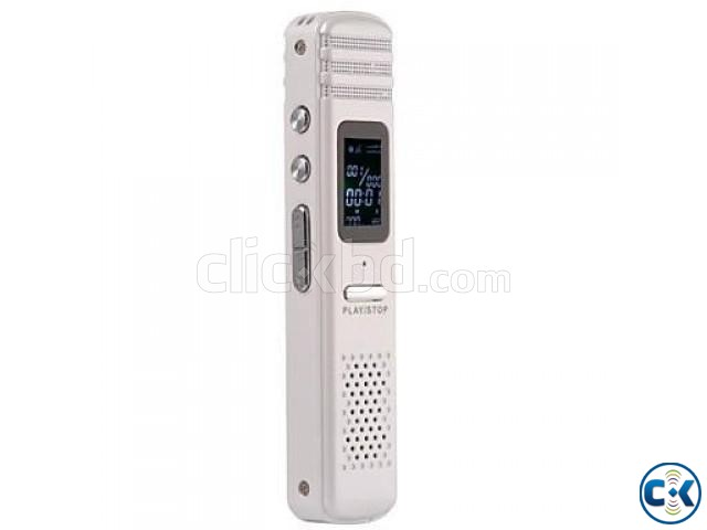 8GB Digital Voice Recorder Mp3 Player | ClickBD large image 1