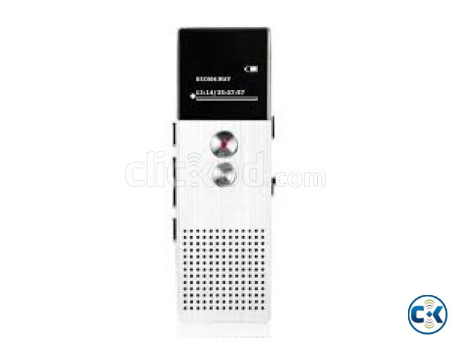 Remax Voice Recorder 8GB 13 Hours Record intact Box | ClickBD large image 1