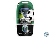 New Gillette Fusion ProGlide Manual Razor Brazil Special Edi