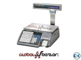 Supershop Label Printing Scale online in Bangladesh