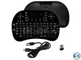 Rii i8 2.4GHz Mini Wireless Keyboard with Touchpad