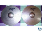 PAISTE 502 PLUS HI HAT made in germany 100 OK