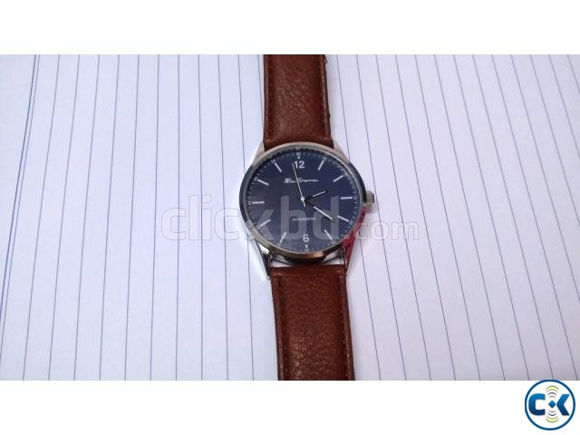 Very nice Gent s Designer watch by BEN SHAEMA  | ClickBD large image 1