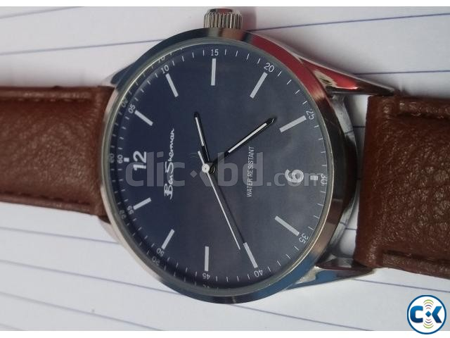 Very nice Gent s Designer watch by BEN SHAEMA  | ClickBD large image 3