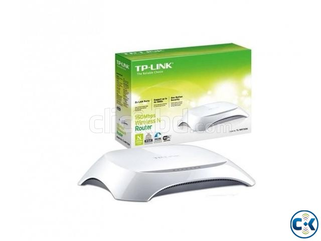 TP LINK150 Mbps Wireless N | ClickBD large image 0
