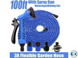 Magic Hose Pipe 100 Feet for Garden Car Wash 017185536300