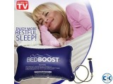 -BED BOOST Travel Air Big Pillow