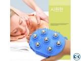 7 Ball Roller Body Massage Deep Tissue Stress Relief