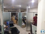 Office Space Green Road Dhanmondi 313sqft urgent sell cheap