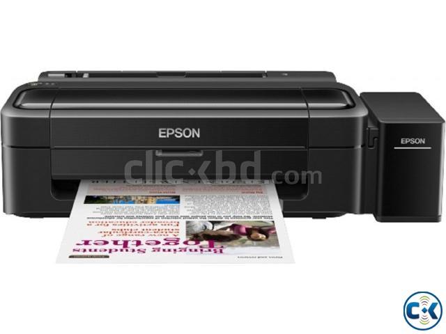 EPSON PRINTER - PRINTER EPSON L-130 inkjet p | ClickBD large image 0