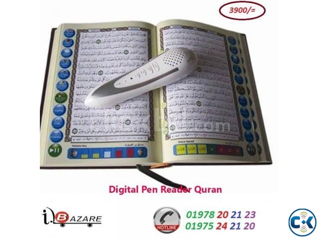 Digital Pen Reader Quran | ClickBD large image 0