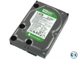 SATA HDD 1TB - With 1 Year Warranty