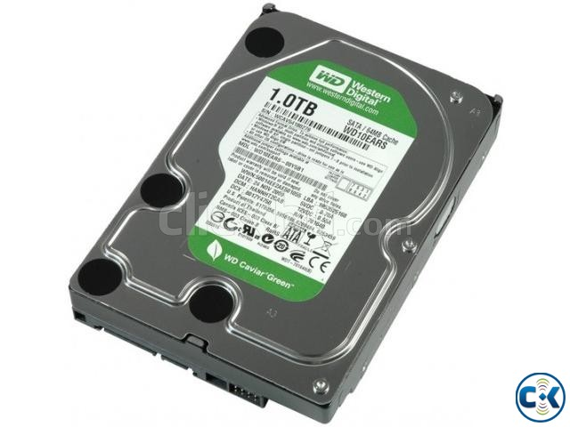 SATA HDD 1TB - With 1 Year Warranty | ClickBD large image 0