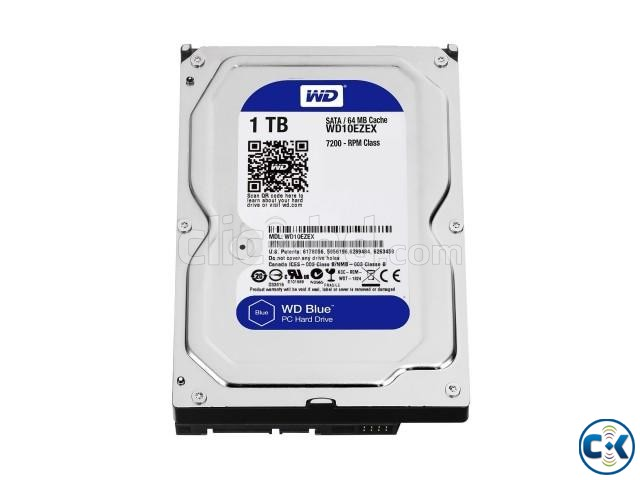 SATA HDD 1TB - With 1 Year Warranty | ClickBD large image 2