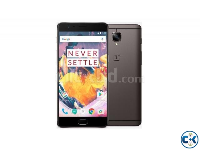 ONE PLUS 3T 64GB BRAND NEW INTEK BOXD | ClickBD large image 0