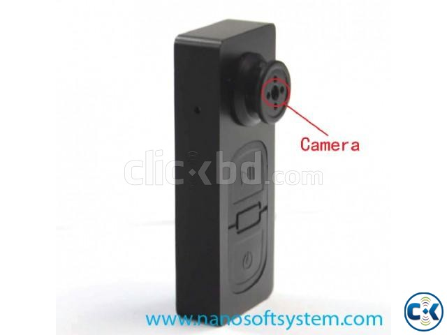 mini HD Spy button camera button DV Voice Video recorder Hid | ClickBD large image 0