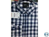 Stripe Men s cotton shirts