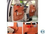 CAR BACK SEAT ORGANIZER HI-QUALITY