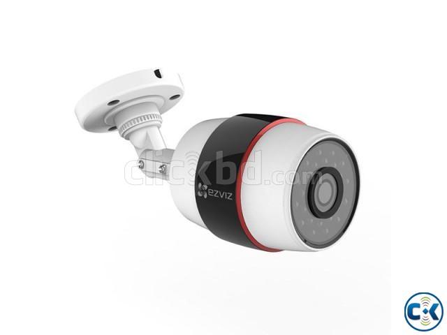 04 pcs CCTV camera setup | ClickBD large image 2