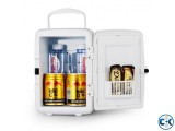 Portable Refrigerator For Beverage Medicine