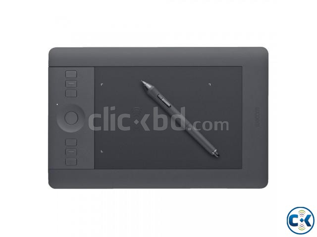 Wocom Board Small Pen and Touch Tablet | ClickBD large image 1
