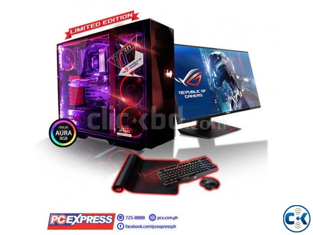 NEW FULL SET COMPUTER 3GHZ 2GB 160GB 17 HD LED | ClickBD large image 1