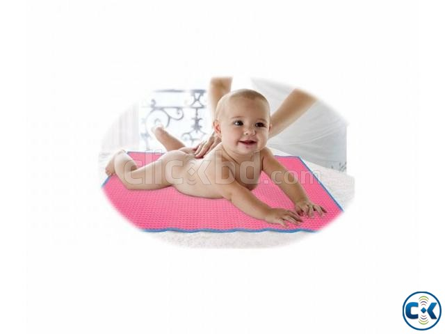 Air Filled Rubber Cot Sheet | ClickBD large image 0
