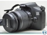 Canon Eos 1300d Dslr Camera With 18-55 LENS