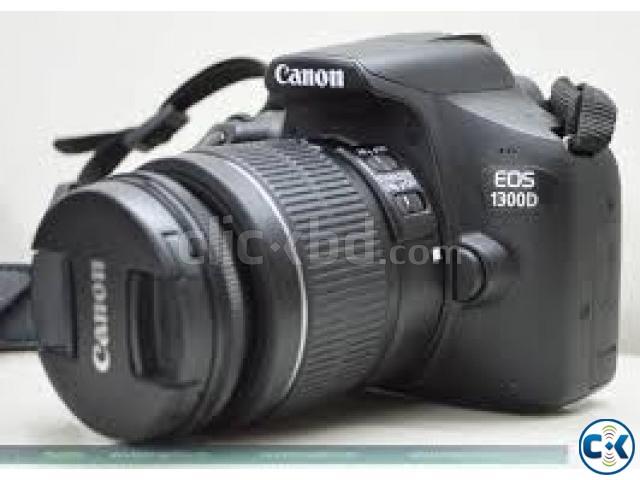 Canon Eos 1300d Dslr Camera With 18-55 LENS | ClickBD