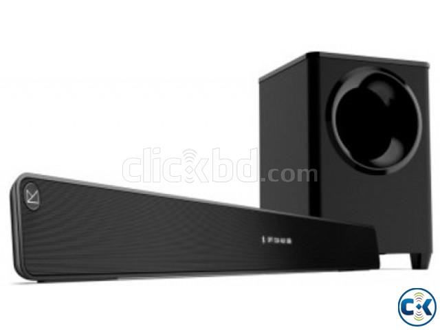 F D Sound Bar T-388 Home Theater TV Speaker | ClickBD large image 0