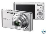 Sony DSC-W830 Digital Camera with 20.1 Megapixels and 8x Opt