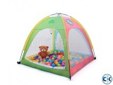 Tent Play House Pit Ball Set for Kids
