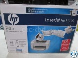 HP Laserjet Professional P1102 Printer